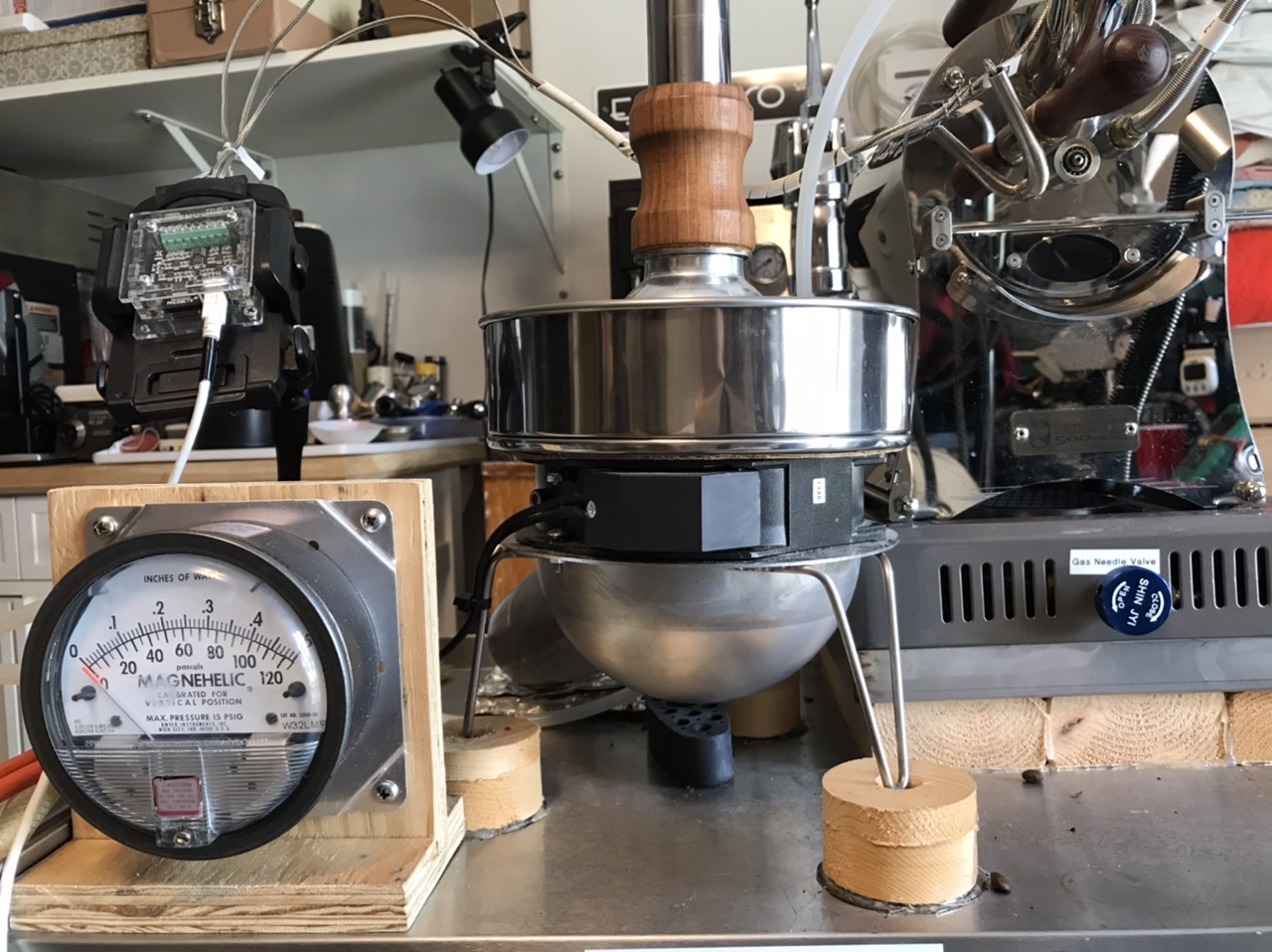 Home Coffee Roasting cover image